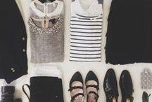 F E M I N I N E / adjective 1. having or displaying a good sense of style.  2. fashionably elegant.