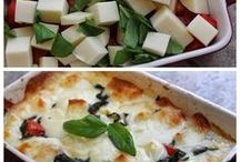 Delish! / Delicious food I want to try. Main dishes, side dishes, salads, dips, and more.