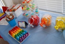 Party Ideas / by Becky Dunnell