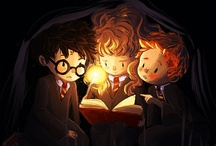 Harry Potter / by Becky Dunnell