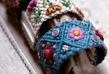 crochet & knit, a passion of mine  board# 1 / by Lulabelle