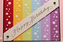 Card Creations / by Becky Dunnell