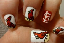 Nail Art / by Becky Dunnell