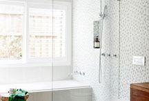 Bathroom Inspiration / Baths bathrooms showers, bathroom inspiration, tiles, showers, wet rooms, bathroom ideas