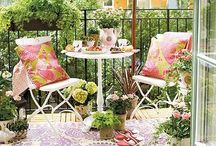 ~Indoor AnD Outdoor DiNiNG ~ / by Lulabelle