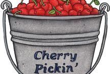Life is :  ~ A  bOwL  Of  Cherries ~ / by Lulabelle