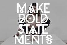 * Typography *