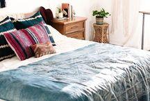 Bedroom Inspiration / Bedroom inspiration, sleep spaces, small bedrooms, beds and sleep spaces, bedroom ideas, bedside tables