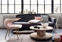 Ideas For The Home / by Anna Sparshatt