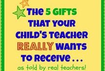 appreciation-teachers/daycare / by Brigitte Robinson