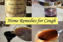 medical/ health remedies / by Amanda Mahan