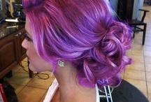 Makeup and hair / by Rhiannan Kristina