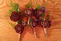 Best Boutonnieres / by Flower Stand Laguna