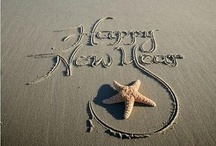 new years / by Brigitte Robinson