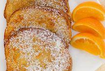 Breakfast / Yummy Breakfast Foods / by Becky Loyall