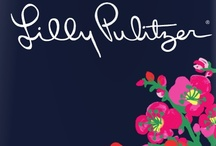 Lilly Pulitzer / all things lilly! / by Haley Elizabeth Long