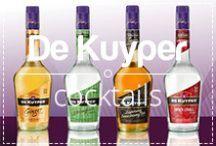 De Kuyper Cocktails / Make your day with De Kuyper Cocktails!