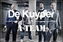 De Kuyper A-team / De Kuyper A-team is on a mission... To raise the level of bartending around the world! Meet us: https://www.facebook.com/dekuyperateam