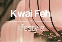 Kwai Feh Lifestyle / About books, music, fashion, food & literature.