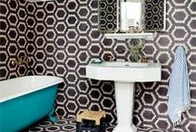 Stylish Bathrooms Everywhere