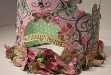 Altered Crowns / Crowns made and altered / by Becky Loyall