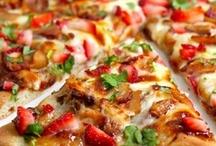 Pizza / by Amanda Mahan