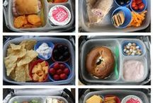 School lunches and snacks  / by Kelly Nelson