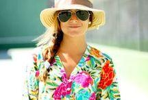 summer wear. / spring + summer style / by Anna Holt