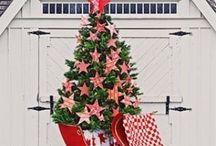 Christmas Trees / Christmas tree inspiration / by Becky Loyall
