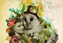 Digital Inspiration / Inspiring digital artwork / by Becky Loyall