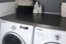 House: Laundry Room / by Heather Hippler