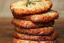 Crunchy Crackers / Homemade Cracker recipes for people and animals / by Becky Loyall