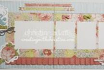 CTMH Layouts / Layouts created with our fabulous Close To My Heart paper, how-to books, and accessories!