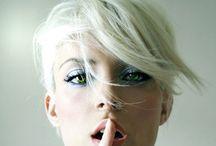 hairy... / #haar #hair #style #short #cut #undercut #blond #blonde #brown #scissor