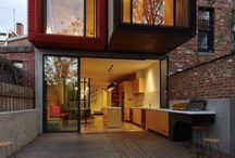 Living in a Box / My LOVE for the shipping container to live in. Container-Home....