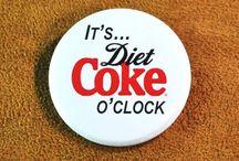Diet Coke - The Nectar of The Goddess / Diet coke / by Aara
