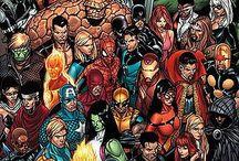 geeky & comic stuffs