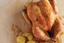 Cluck Cluck it's Chicken! / Poultry recipes that look yummy! / by Becky Loyall