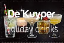 De Kuyper Holiday Drinks / This holiday season's trending cocktails!