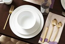 Tablescapes / Ideas to make any table look fabulous! / by Kris Thomas