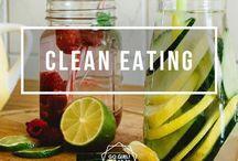Clean Eating Rezept-Ideen / Tipps, Rezepte und Inspiration rund ums Clean Eating