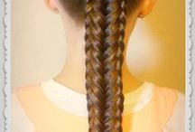 Fishtail Braids / The best fishtail braid hairstyles / by Princess Hairstyles