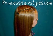 Waterfall Braids / The best waterfall braids and waterfall hairstyles / by Princess Hairstyles