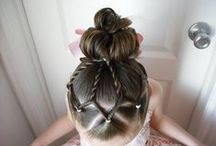 Updo Hairstyles / Beautiful updo hairstyles for weddings and Prom / by Princess Hairstyles