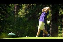 """VIDEO: GOLF Mount Shasta Resort / """"Best course I have ever played!!""""  - More information about our golf course at www.mountshastaresort.com/course/"""