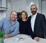 Full Plate with Katie and John / Watch as Katie Couric & John Molner invite Sur la Table national chef Joel Gamoran into their kitchen to help them learn how to make delicious, healthy dinners-perfect for busy lifestyles! Join the fun trio and learn how to whip up yummy meals in less than 20 mins on www.surlatable.com/FullPlate