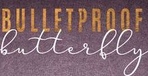 Bulletproof Butterfly / https://www.books2read.com/bulletproofbutterfly  To keep her clean, he's about to get dirty...