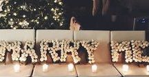 """Proposal Ideas / Are you wanting to pop the question? Check out some proposal ideas that will make your significant other or bridesmaids/groomsmen say the magical word, """"Yes!"""""""
