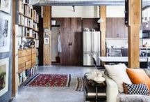 interior spaces / Interior design ideas and inspiration.  / by Peg Dry Goods // To Be Determined