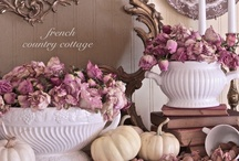 Shabby Style / Shabby style, romantic homes, Cottage style, french vintage decor,
